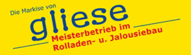 Gliese – Rollladen- und Jalousiebau in Havelse Logo